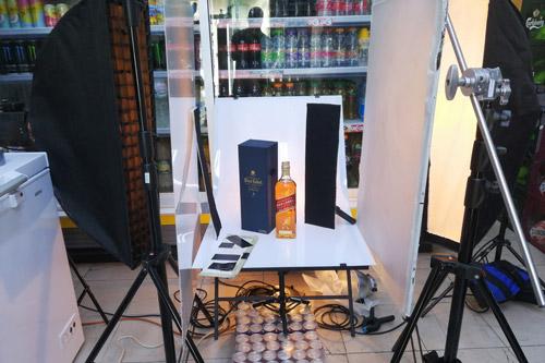 צילום מוצרים על רקע לבן