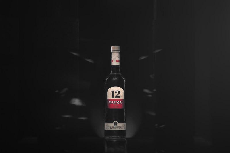 צילום בקבוקי משקאות